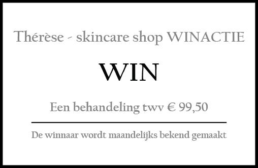 Win een gratis behandeling bij Therese Skin care center